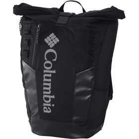 Columbia Convey Zaino da viaggio arrotolabile 25L, black/black